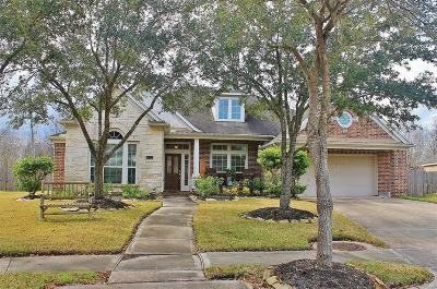 Rosharon Single Family Home For Sale: 14212 Clear Landing Lane