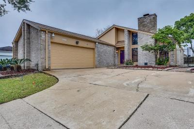 Houston Single Family Home For Sale: 7830 Duffield Lane