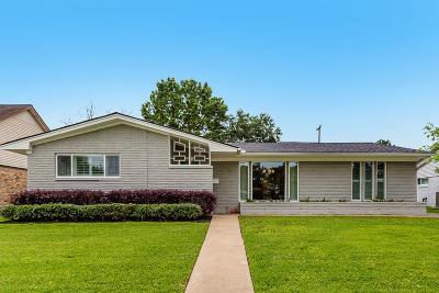 Houston Single Family Home For Sale: 5415 Paisley