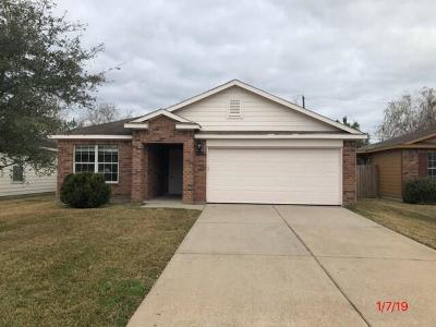 Texas City Single Family Home For Sale: 9306 Barracuda Drive