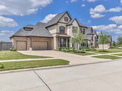 Fulshear Single Family Home For Sale: 27714 Burnett Hills Lane