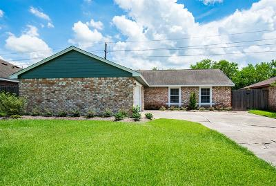 Crosby TX Single Family Home For Sale: $175,000
