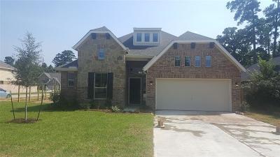 Magnolia Single Family Home For Sale: 30131 Saw Oaks Drive