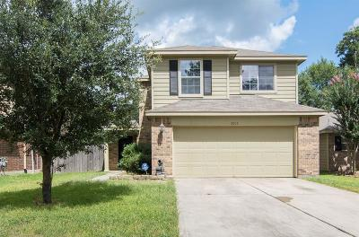 Conroe Single Family Home For Sale: 9715 Gulfstream Drive