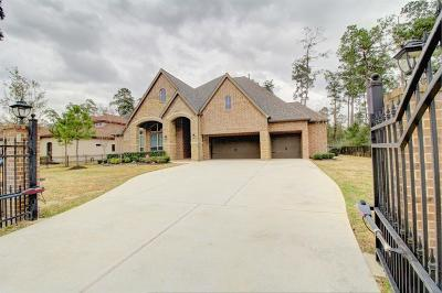 Spring Single Family Home For Sale: 5586 Bright Timber Landing Drive