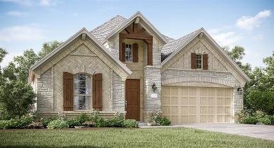 Fulshear Single Family Home For Sale: 3518 Canyon Branch Lane