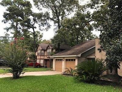 The Woodlands Single Family Home For Sale: 11 S Brook Pebble Court