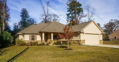 Willis Single Family Home For Sale: 9029 E Zapata Way