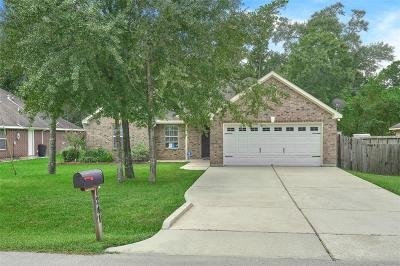 Conroe Single Family Home For Sale: 1241 Chateau Woods Parkway Drive