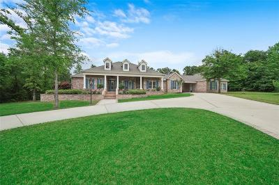 Willis Single Family Home For Sale: 14629 Topaz Cove