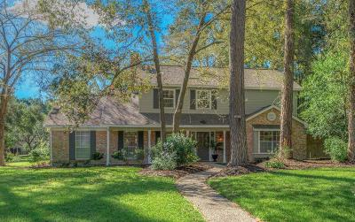 Spring Single Family Home For Sale: 6103 Hickorycrest Drive