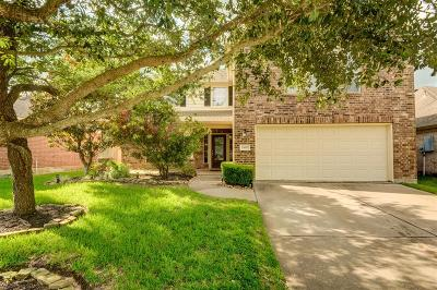 Pearland Single Family Home For Sale: 13007 Crystal Reef Place Place