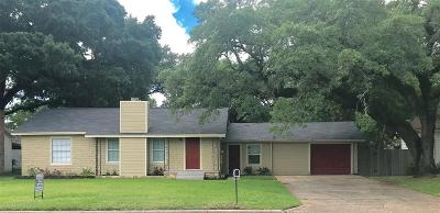 Tomball Single Family Home For Sale: 406 Baker Drive