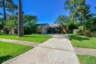 Houston Single Family Home For Sale: 14906 Sandy Creek Drive
