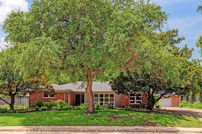 Houston Single Family Home For Sale: 8426 Braes Boulevard