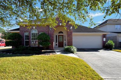 Tomball Single Family Home For Sale: 8203 Creekside Willow Court