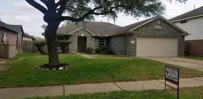 Katy Single Family Home For Sale: 23718 Welch House Lane