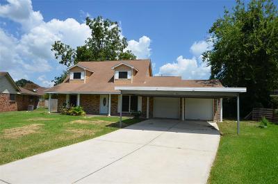 Baytown Single Family Home For Sale: 4506 Sage Circle