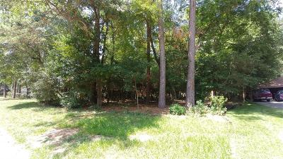 Spring Residential Lots & Land For Sale: 16322 Kleinwood Drive