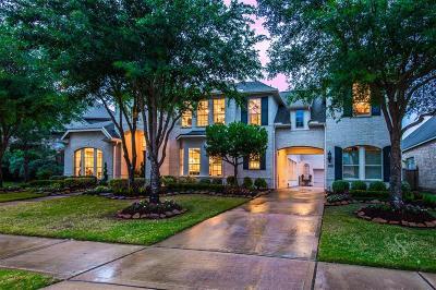 Katy Single Family Home For Sale: 25622 Ellerbe Springs Ln