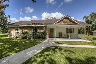 Single Family Home For Sale: 10551 Fussel Road
