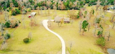 Montgomery Single Family Home For Sale: 11025 Collier Cemetery Road