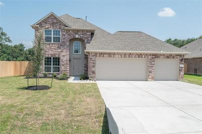 New Caney Single Family Home For Sale: 407 Seabiscuit Boulevard Boulevard