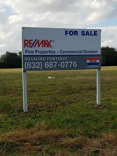 Houston Residential Lots & Land For Sale: Benning Drive