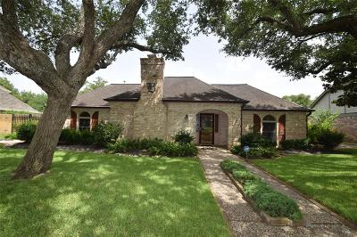Katy Single Family Home For Sale: 707 Enford Court