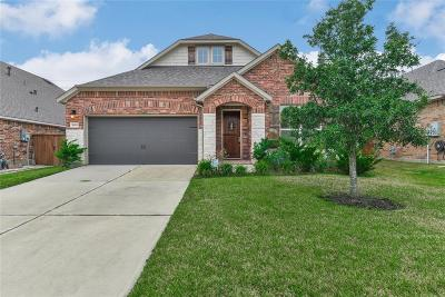 Pearland Single Family Home For Sale: 1418 Pebblestone Way
