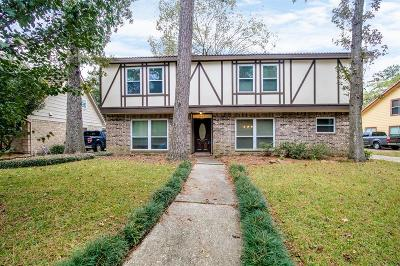 Spring Single Family Home For Sale: 3647 Lost Oak Drive Drive