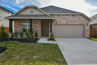 Humble Single Family Home For Sale: 12338 Oakleaf Bend Drive