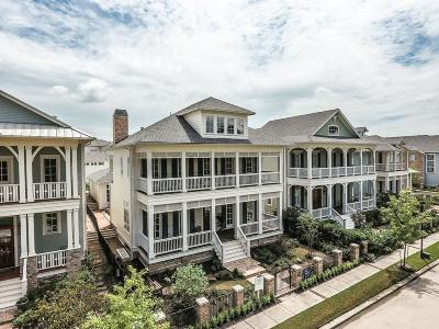 East Shore, East Shore/The Woodlands, The Woodlands East Shore Single Family Home For Sale: 3010 Majesty Row
