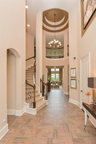 Missouri City Single Family Home For Sale: 9815 Cameron Way