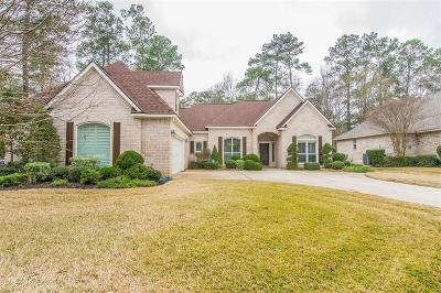 Conroe Single Family Home For Sale: 57 Orinda Drive