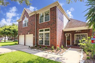 Missouri City Single Family Home For Sale: 2907 Five Oaks Drive