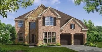 Missouri City Single Family Home For Sale: 10031 Tribeca Trail