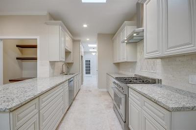 Houston Single Family Home For Sale: 1016 Fleetwood Place Drive