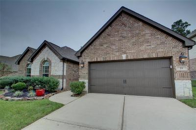 The Woodlands TX Single Family Home For Sale: $370,000