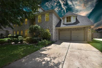 Katy Single Family Home For Sale: 19935 Sky Hollow Lane