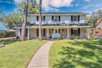 Houston Single Family Home For Sale: 5802 Boyce Springs Drive