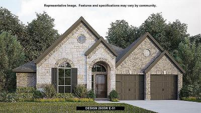 Conroe Single Family Home For Sale: 203 Painted Trillium Drive