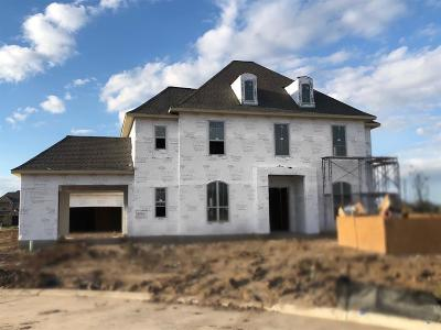 Manvel Single Family Home For Sale: 2443 Ponderossa Ridge Drive