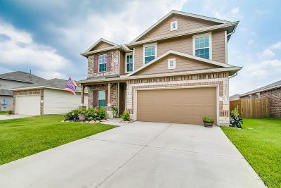 La Marque Single Family Home For Sale: 325 Turquoise Trade Drive