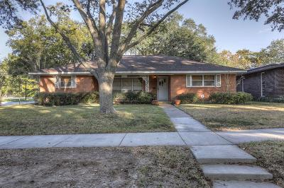 Houston Single Family Home For Sale: 9103 Timberside Drive