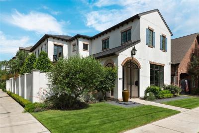 Houston Single Family Home For Sale: 1922 Morse Street