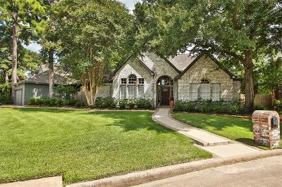 Spring Single Family Home For Sale: 106 Fernbluff Court