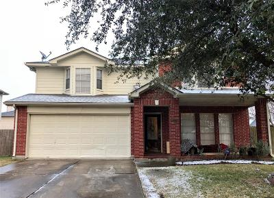 Single Family Home For Sale: 3505 Pebble Brook Drive