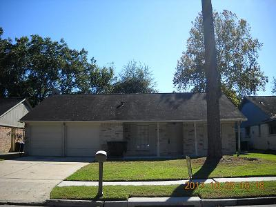 Humble Single Family Home For Sale: 5818 Woodmancote Drive