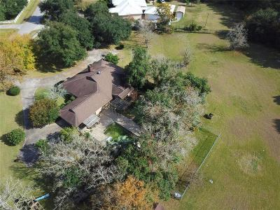 Pearland Single Family Home For Sale: 2850 Westchester Circle
